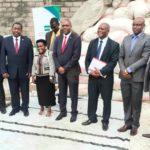 L'IRRI remet au ministère de l'agriculture ses résultats de recherche