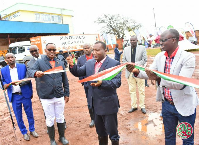 Ngozi : Ouverture de la foire exposition-vente dans le cadre de la semaine dédiée aux contribuables