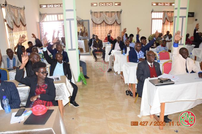 Gitega: Validation du Plan Stratégique de mise en oeuvre de la Politique de la Jeunesse 2021-2025