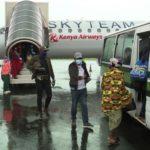 Réouverture de l'aéroport international Melchior Ndadaye