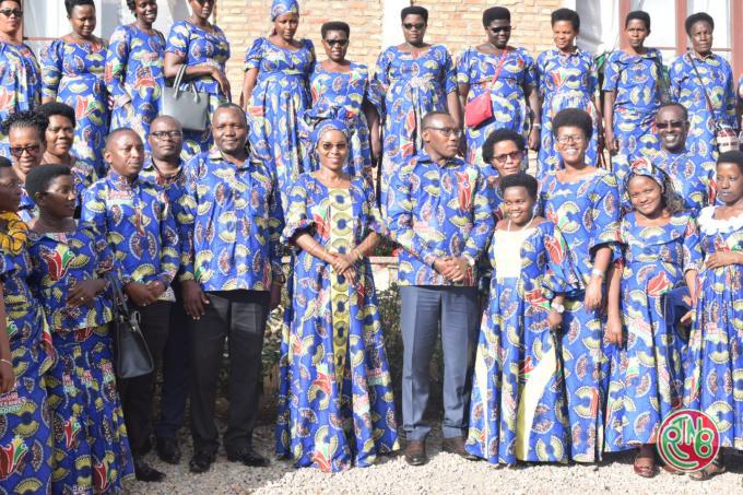 L'autonomisation de la femme va de paire avec la bonne santé (A.Ndayishimiye)