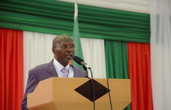 Burundi:Le Président de l'AN a ouvert  la session parlementaire ordinaire du mois de décembre