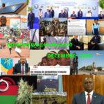 BURUNDI / Petit tour sur l'actualité sur KAMA ou l' AFRIQUE , AFRICA – DECEMBRE 2020 / 03-12-2020
