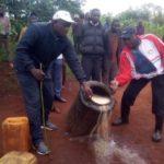 BURUNDI : La police déverse 180 litres d'un alcool prohibé à KIRIKA / MWARO