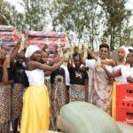 BURUNDI : La Première Dame au lycée Saint Augustin de GITARAMUKA / KARUSI