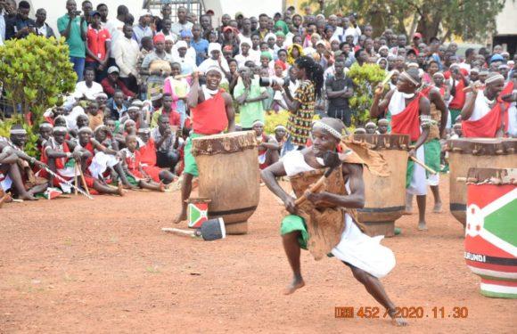 BURUNDI : 4ème édition 2020 de la Semaine du Tambour – UMURISHO W'INGOMA –