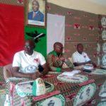 BURUNDI : Dernière réunion de l'année 2020 au CNDD-FDD MAKAMBA