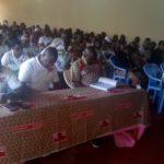 BURUNDI: Le CNDD-FDD RUYIGI se réunit pour discuter COOPERATIVES SANGWE locales
