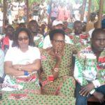 BURUNDI : Le CNDD-FDD provincial KIRUNDO en réunion à VUMBI
