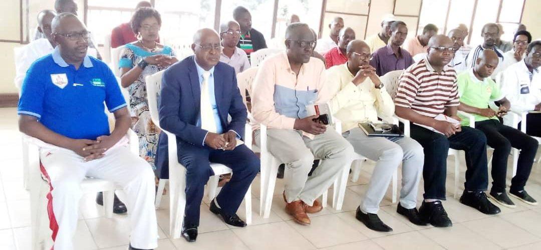 BURUNDI : Echange avec les natifs de la commune MUKIKE / BUJUMBURA