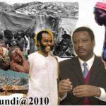BURUNDI : Mort de l'ancien DICTATEUR HIMA BURUNDAIS - BUYOYA Pierre