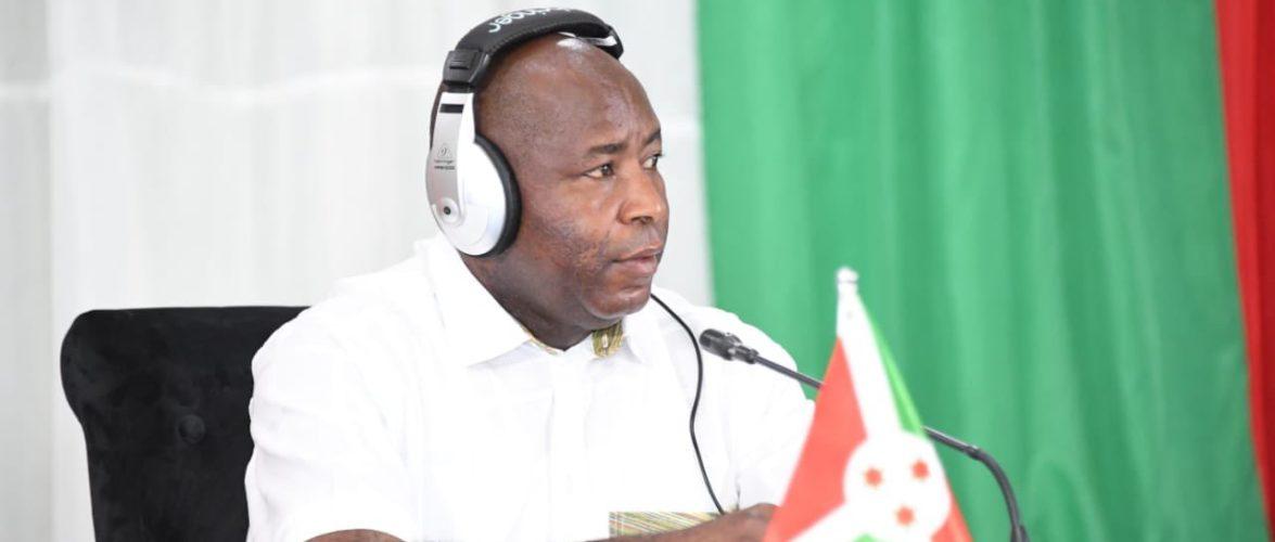 BURUNDI : Le Chef d'Etat anime une émission publique à NGOZI