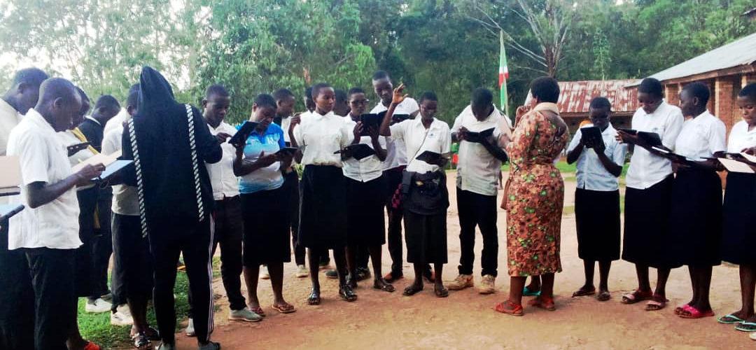 BURUNDI : LA GLOBALISATION #BETTERTOGETHERAFRICA dans les écoles de RUTANA