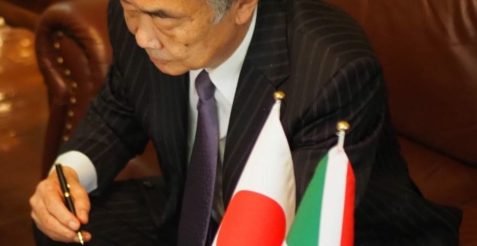 BURUNDI / JAPON : Don de 3,3 Millions USD