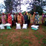 BURUNDI : Vivres pour les familles démunies de la colline CERU / KIRUNDO