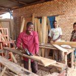 BURUNDI : Un menuisier de BUTAGANZWA / RUYIGI