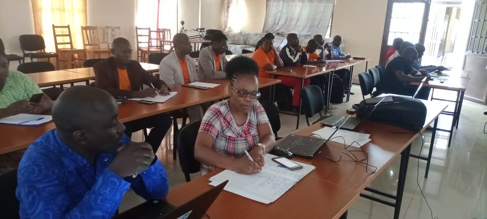 BURUNDI : Préparatif de la Semaine Santé Mère Enfant 2020 à MURAMVYA