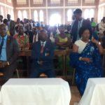 BURUNDI : Messe de NOEL à la Cathédrale Notre Dame de Lourdes de MUYINGA