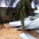 BURUNDI : 1 décès et de nombreux dégâts suite aux pluies torrentielles à MUHUTA / RUMONGE