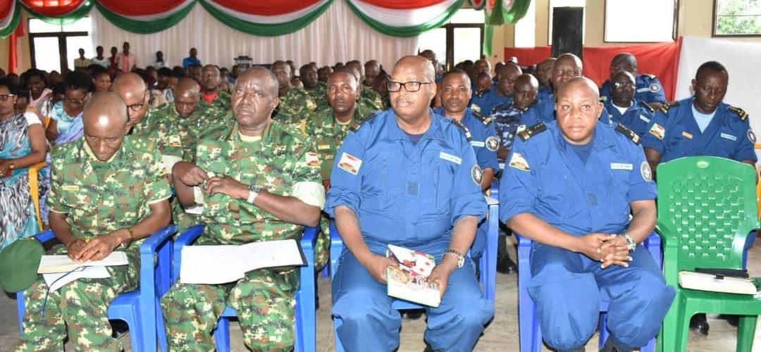 BURUNDI : Evaluation de la Politique Sécuritaire des Barundi à GIHANGA / BUBANZA