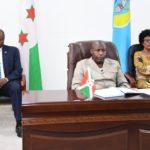 Le BURUNDI participe à la 13ème Session extraordinaire de la ZLECAF