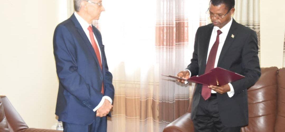 BURUNDI / RUSSIE : Le SENAT reçoit  un message de la DOUMA