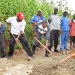BURUNDI : TRAVAUX DE DEVELOPPEMENT COMMUNAUTAIRE - Construire le bureau du chef collinaire de NYAMBUYE / BUJUMBURA