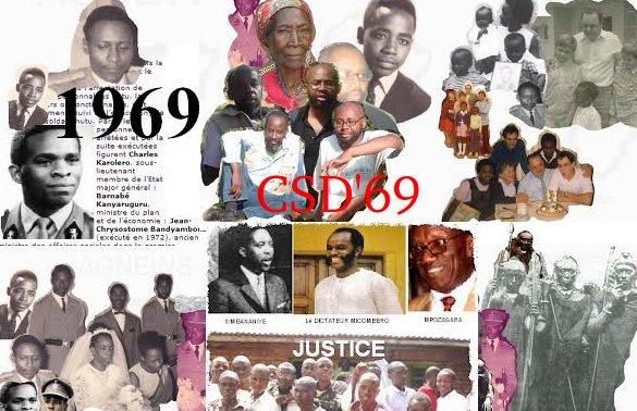 LE GENOCIDE DE 1969 AU BURUNDI : Noël 1969 – 500 fonctionnaires exécutés par LE DICTATEUR HIMA MICOMBERO
