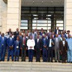 BURUNDI : Échange de vœux entre le chef de l'Etat et les partis politiques