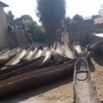 BURUNDI : Saisie d' accessoires de pêches d'un artisan de BUGABIRA / KIRUNDO