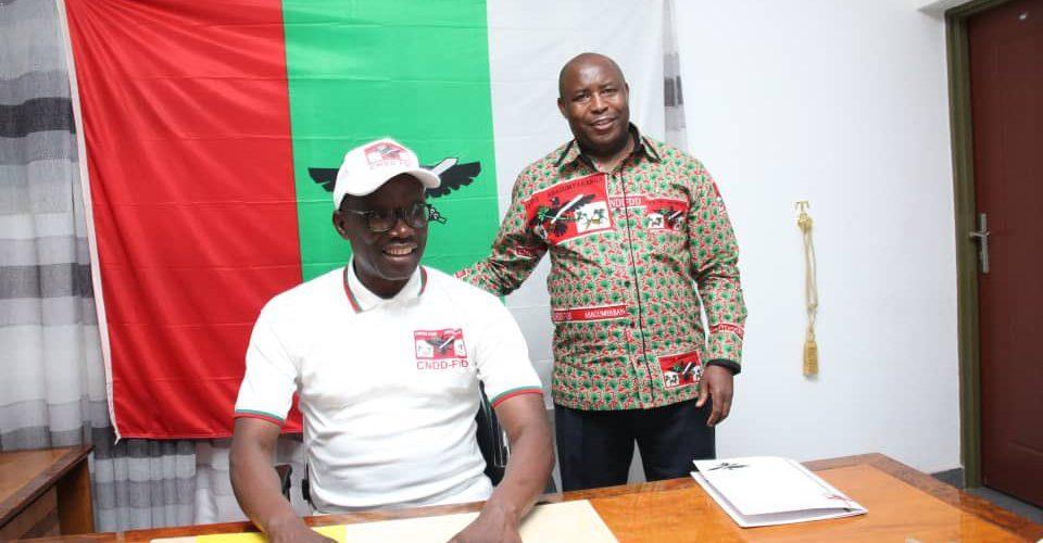 BURUNDI / PANAFRICANISME :  Qui est NDIKURIYO Réverien, SG du CNDD-FDD ?