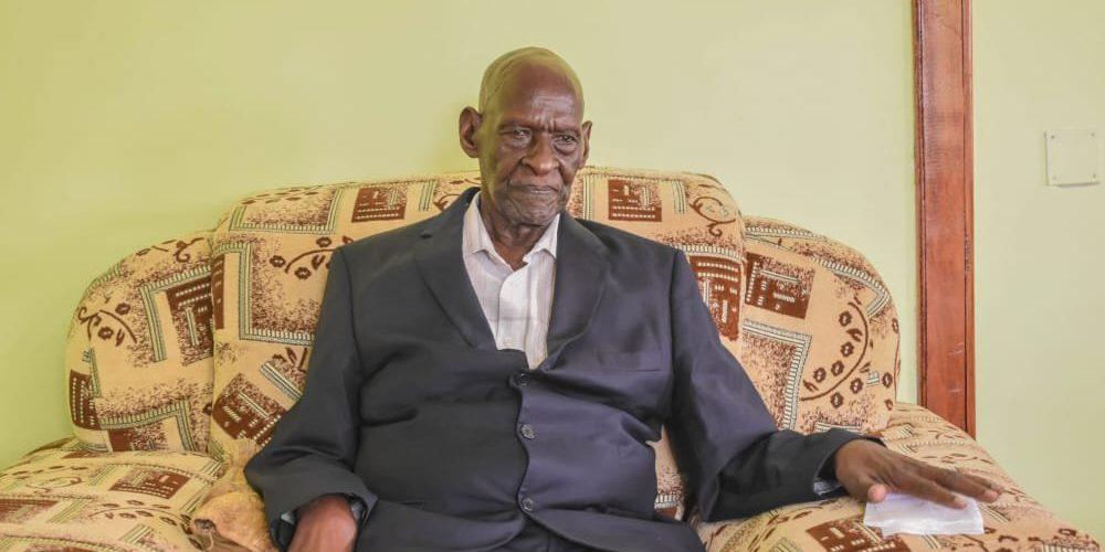 BURUNDI : Un citoyen de MUGAMBA fête ses 108 ans / BURURI