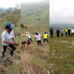 BURUNDI : TRAVAUX DE DEVELOPPEMENT COMMUNAUTAIRE - Planter 15.000 arbres en colline NYAGUTOHA / RUYIGI
