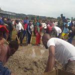 BURUNDI : TRAVAUX DE DEVELOPPEMENT COMMUNAUTAIRE - Construction du stade moderne de CANKUZO