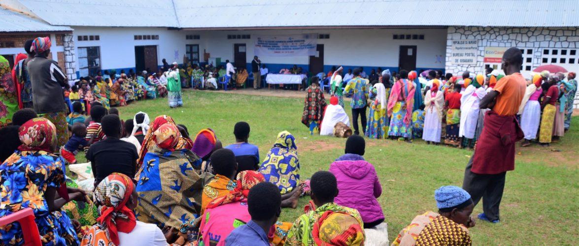 BURUNDI : Campagne de 16 jours sur la Violence Basée sur le Genre VBG / CANKUZO