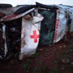 BURUNDI : Accident impliquant une ambulance de l'hôpital de GASHOHO / MUYINGA