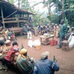BURUNDI : Fête de nouvel an en colline GIKONGE à BUKEYE / MURAMVYA