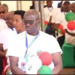 BURUNDI : NDIKURIYO Réverien, nouveau Secrétaire Général du CNDD-FDD