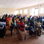 BURUNDI : L'ANACOOP en réunion avec les coopératives de MWUMBA / NGOZI