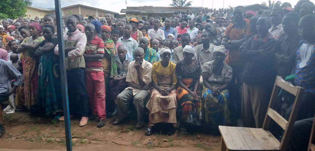 BURUNDI : Echange citoyenne sur les effets de la Planification à RUMONGE