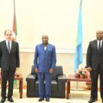 BURUNDI : Présentation des Lettres de Créance de l'Ambassadeur d'Égypte