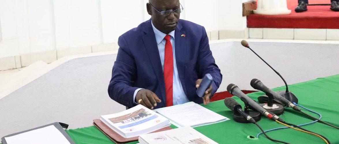 GENOCIDE CONTRE LES HUTU DU BURUNDI EN 1972 :  Présentation du rapport CVR 2020 au Parlement bicaméral