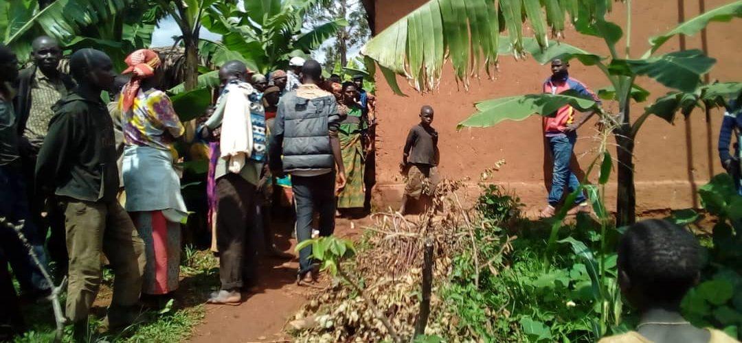 BURUNDI :  TGI de KARUSI – 6 membres d'une famille assassinés à GISENYI, BUHIGA