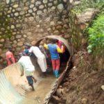 BURUNDI : TRAVAUX DE DEVELOPPEMENT COMMUNAUTAIRE - Réparer le pont reliant les communes de MAKAMBA à BURURI