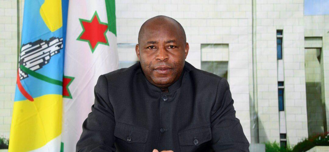BURUNDI : Le Chef d'Etat donne le Message à la Nation – Bonne année 2021