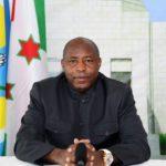 BURUNDI : Le Chef d'Etat donne le Message à la Nation - Bonne année 2021