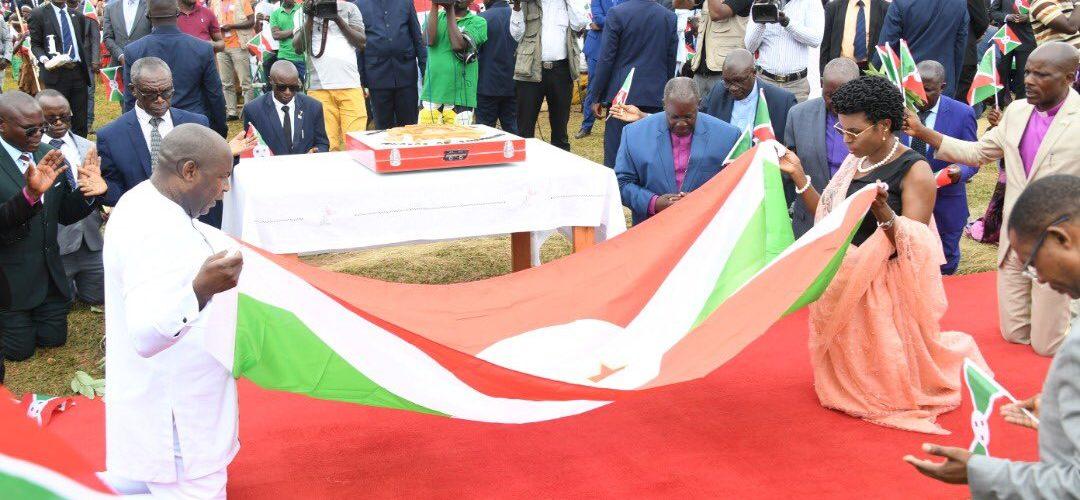 FIN DE L'UMUGANURO : Le BURUNDI mis sous protection d'IMANA pour 2021