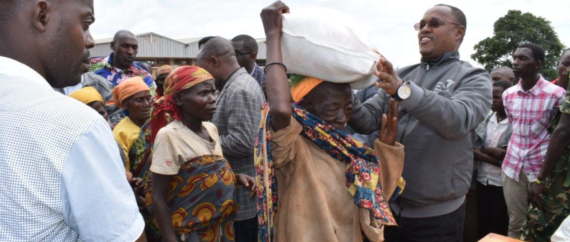 BURUNDI : L'Ombudsman fait une visite locale de solidarité à KAYANZA