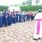 BURUNDI : Jubilé d'or de la congrégation des Pères Déchaux à GITEGA
