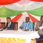 BURUNDI : Le Président du Sénat organise un réunion à KINYINYA / RUYIGI